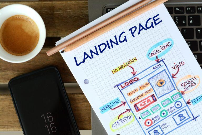Cara Membuat Landingpage Menarik dan Mudah